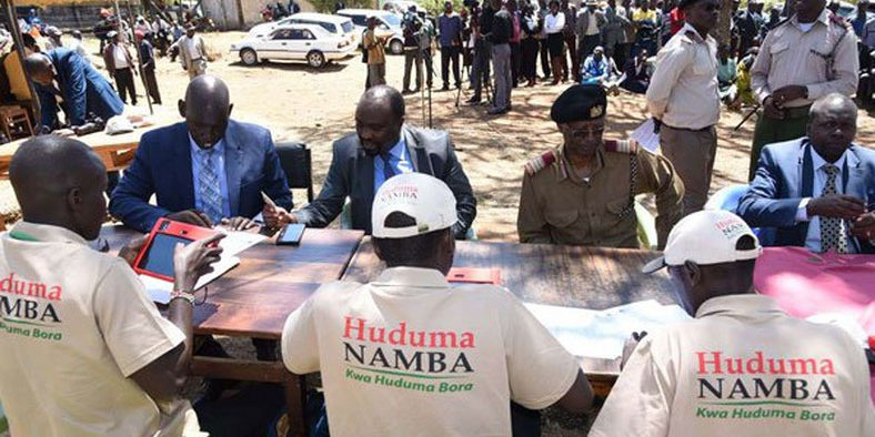 DIASPORA KENYANS' STAND: NO VOTER REGISTRATION – NO HUDUMA